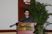 Dr. Azizzadeh is invited speaker at the El Salvador Society of Plastic Surgery - 2009