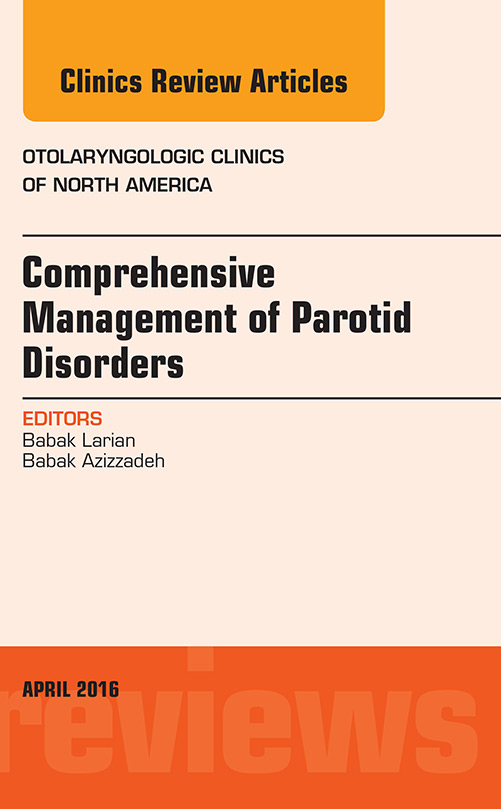 comprehensive management of parotid disorders textbook