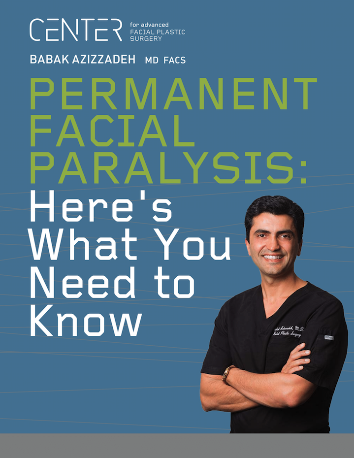 Long Term Facial Paralysis
